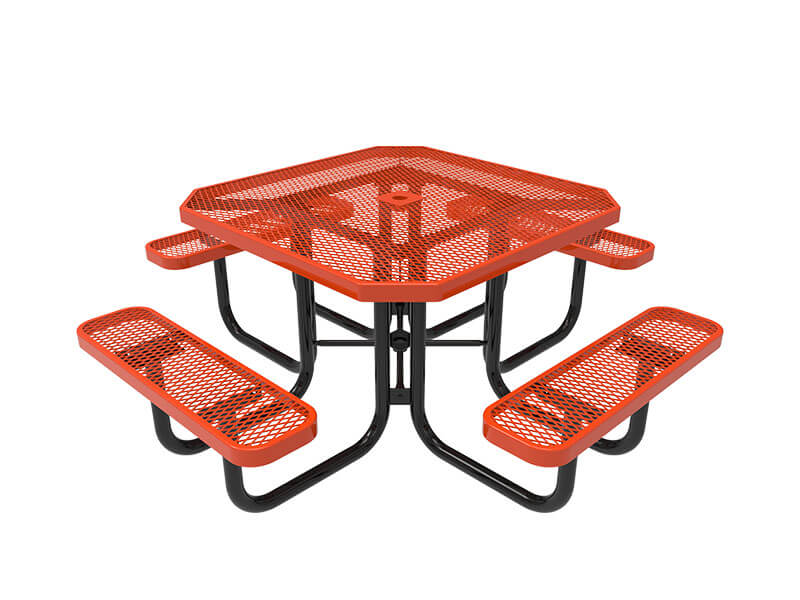 46in Octagon Portable Table